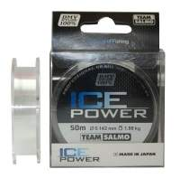 Леска Team Salmo Ice Power 50м TS4924-018