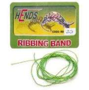 Лента для нимф Hends Ribbing band RB-20