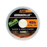 Шок лидер FOX Armadillo Shock & Snag Leader