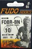 Крючки Fudo Bream 3501 №10