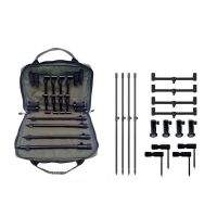 Набор стоек и буз баров в чехле World4carp Stand Kit Universal 4