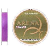 Шнур Favorite Arena PE 4x 150m #0.175 Purple