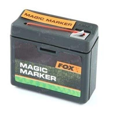 Маркерная нить FOX Magic Marker Orange 25m