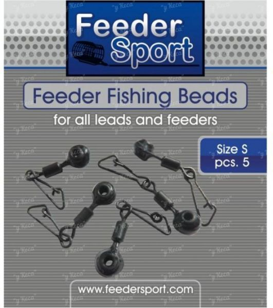 Фидерная бусина Feeder Sport Feeder Fishing Beads FFB-S - купить в ...